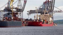 60 M$ du fédéral pour l'agrandissement du port de Québec