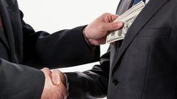 La corruption est un cancer, au cœur d'innombrables problèmes dans le monde