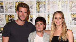 Les vedettes d'«Hunger Games» présentent l'affiche du prochain film