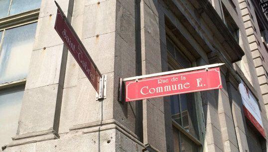 Connaissez-vous l'origine de ces noms de rue de Montréal? (CARTE