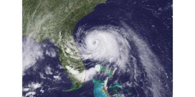 L'ouragan Arthur s'affaiblit, à temps pour la fête nationale