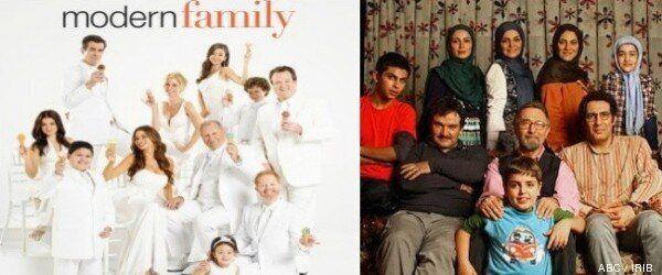 L'Iran reprend «Modern Family», mais sans le couple homosexuel
