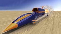 Un bolide 6 fois plus rapide que la F1