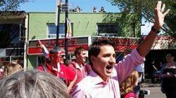 Edmonton : Notley, Trudeau et autres politiciens à la fierté
