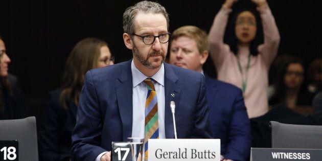 SNC-Lavalin: Gerald Butts a remis des notes et de la correspondance à un comité