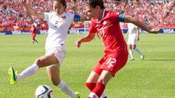 Le Canada amorce la Coupe du monde avec un gain de 1-0 face à la
