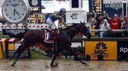 Victoire historique: American Pharoah gagne le Belmont Stakes et la Triple