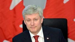 Dépenses au Sénat: Stephen Harper garde ses