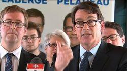 Partielles à Québec: Pierre Karl Péladeau