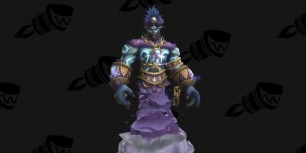 World of Warcraft : le personnage en hommage à Robin Williams