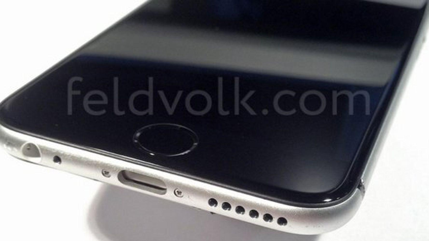 iPhone 6: les premières images du téléphone assemblé? | HuffPost ...