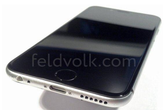 iPhone 6: les premières images du téléphone