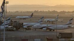 Tous les vols maintenus à Tel-Aviv malgré les menaces du