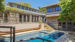 Steven Spielberg a vendu sa villa 35