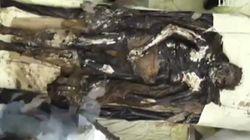 La sépulture d'une dame du XVIIe siècle découverte avec le coeur de son époux à ses