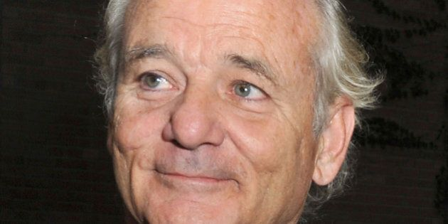 TORONTO, ON - SEPTEMBER 10: Actor Bill Murray arrives at the 'Passion Play' Premiere held at Ryerson...