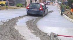 Cet automobiliste n'aurait jamais dû écouter son GPS