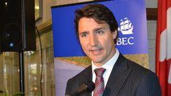 Justin Trudeau reconnaît qu'il a du travail à faire dans la région de Québec
