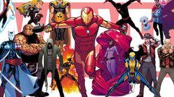 Marvel redistribue les rôles de ses