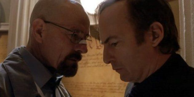 Walter White dans «Better call Saul», le spin-off de «Breaking