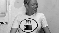 Beyoncé se lance dans la vente de t-shirts pour aider les enfants