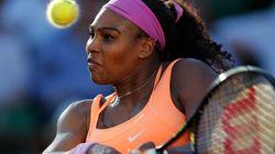 Roland-Garros: Serena Williams proche d'un 20e titre... si la grippe le
