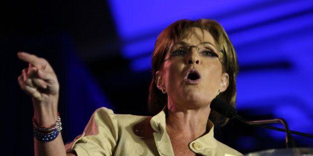 Sarah Palin traite Lena Dunham de