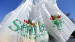 Pour ou contre les sacs de plastique à