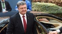 Ukraine: Porochenko met en garde contre le risque d'une «guerre totale» avec la Russie