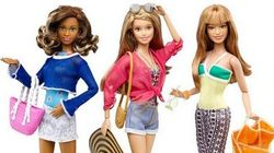 Barbie sera maintenant disponible en différentes origines