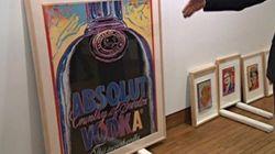 Des oeuvres d'Andy Warhol s'affichent au Musée des beaux-arts de