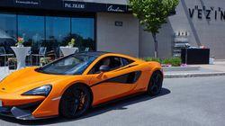 La McLaren 570S fait sa rentrée montréalaise