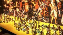 «Les Aztèques»: vie et mort d'une
