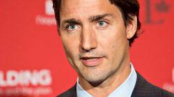 Oléoducs : Justin Trudeau accuse Stephen Harper d'être «grand parleur, mais petit faiseur»