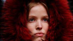 Fashion Week de Milan: l'hiver prochain sera glacial, ravivé de teintes