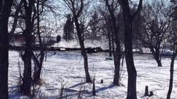 Incendie mortel au Manitoba, 4 enfants