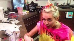 Comme le pape, Miley a craqué pour la dernière tendance