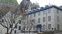 Le Consulat de France à Québec est à