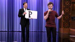 Daniel Radcliffe rappe sur le plateau de Jimmy Fallon