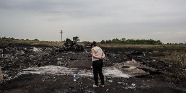 Vol MH17: les enquêteurs britanniques examinent la deuxième boîte