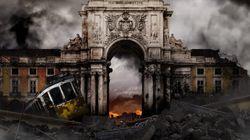 La fin du monde et la déchéance des capitales imaginées par Michal Zak dans sa série «The End of Eternity»