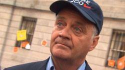 Le chef des pompiers Ronald Martin suspendu pour six