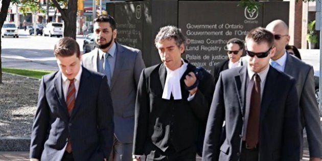 Terrorisme: Khurram Sher déclaré non coupable au palais de justice
