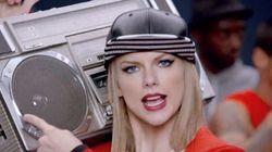Taylor Swift imite Miley Cyrus et Lady Gaga dans son dernier