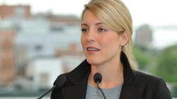 Mélanie Joly, candidate du PLC à