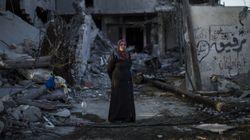 À Gaza, des milliers de Palestiniens