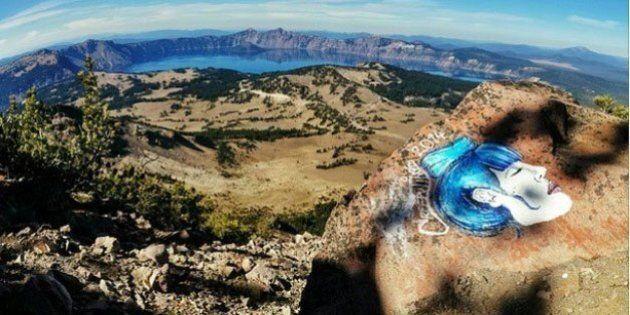 Casey Nocket: l'artiste qui défigure les parcs nationaux américains
