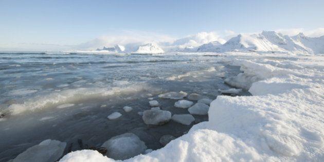 Souveraineté de l'Arctique: Ottawa aurait sous-évalué le prix d'achat de brise-glaces