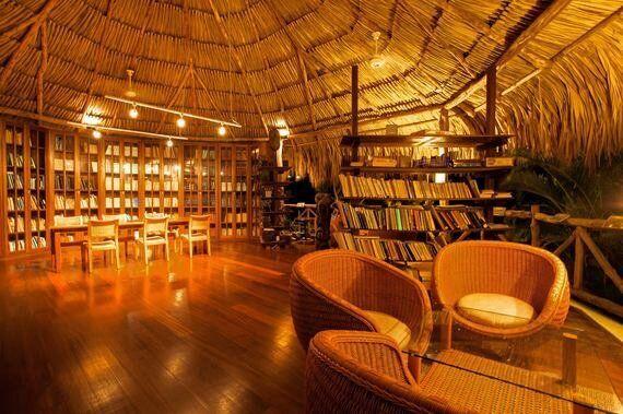 12 somptueuses bibliothèques d'hôtels pour amoureux de