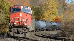 Le BST découvre que les compagnies ferroviaires ne déclarent pas tous les incidents